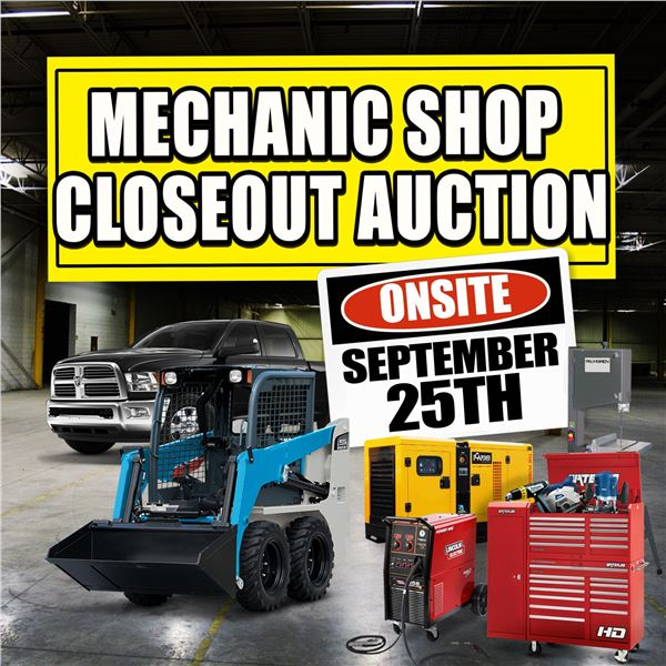 CHECK OUT ALL THE UPCOMING AUCTIONS!