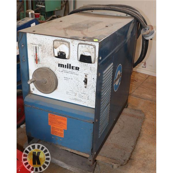 MILLER DC ARC WELDER MODEL CP-300