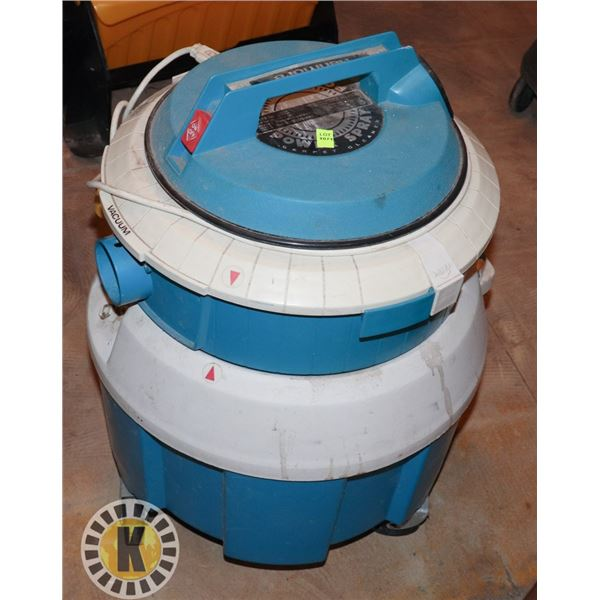 KENMORE POWER SPRAY CARPET CLEANER