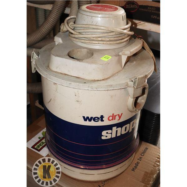 WET/DRY SHOP VAC MODEL 725