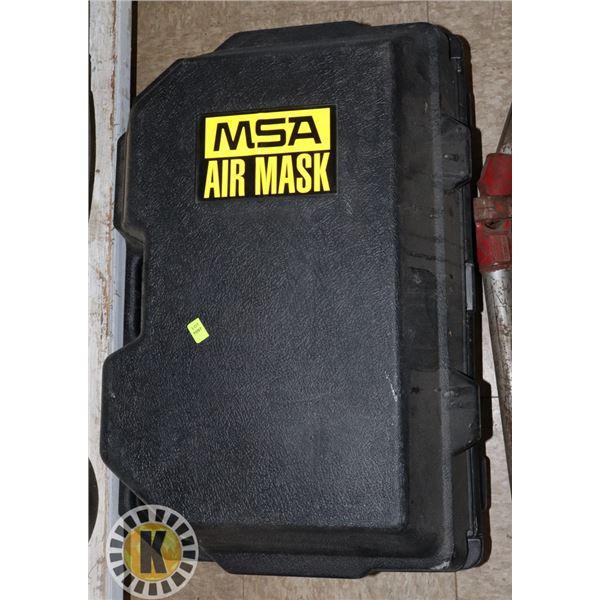EMPTY MSA AIR MASK CASE