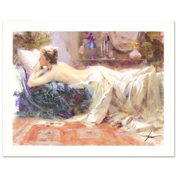 """Pino (1939-2010) """"Mystic Dreams"""" Limited Edition Giclee. Numbered and Hand Signed; Certificate of Au"""