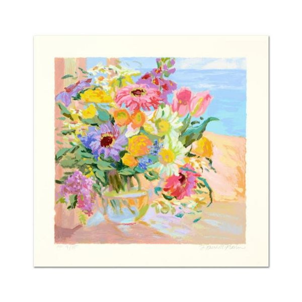 """S. Burkett Kaiser, """"Potpourri"""" Limited Edition, Numbered and Hand Signed with Letter of Authenticity"""