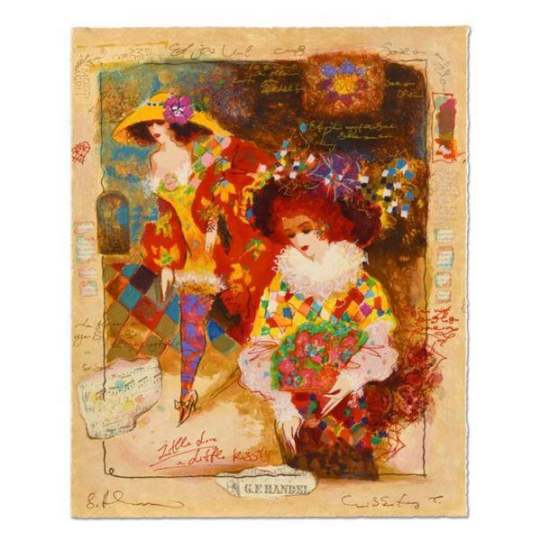 Alexander Galtchansky (1959-2008) & Tanya Wissotzky (1959-2006), Limited Edition Serigraph, Numbered