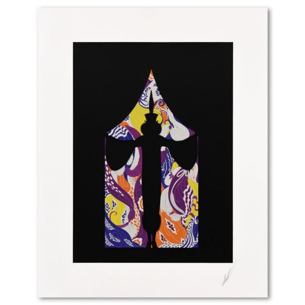 """Erte (1892-1990), """"Spring Opening"""" Limited Edition Serigraph, Numbered XXIX/LXI and Hand Signed with"""