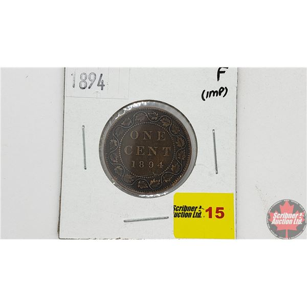 Canada Large Cent 1894