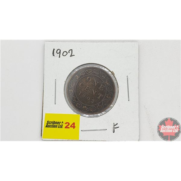 Canada Large Cent 1902