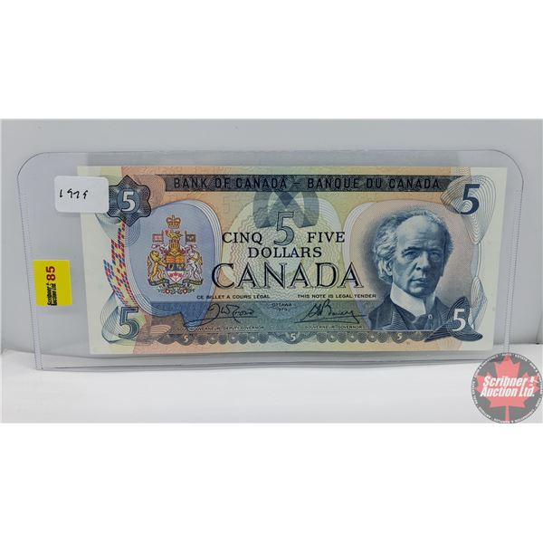 Canada $5 Bill 1979 : Crow/Bouey #30555330327 (See Pics for Signatures/Serial Numbers)