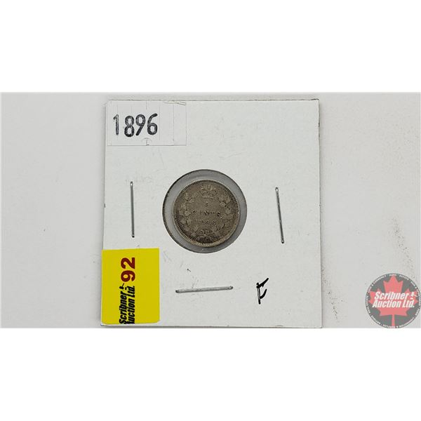 Canada Five Cent 1896