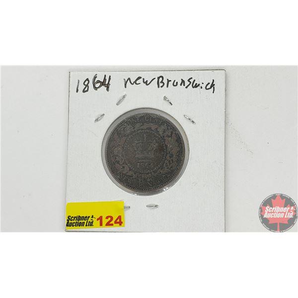 New Brunswick One Cent 1864