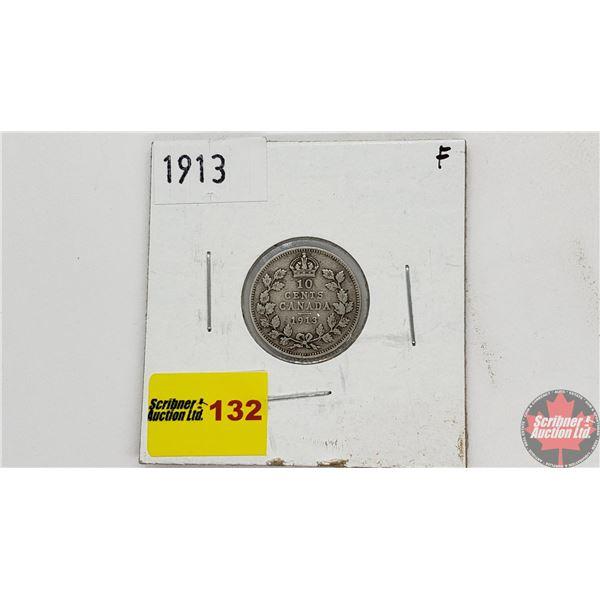 Canada Ten Cent 1913