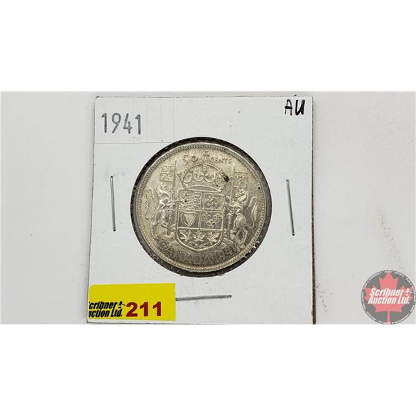 Canada Fifty Cent 1941