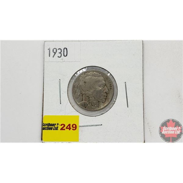 US Five Cent 1930