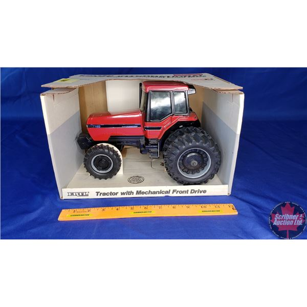 CASE IH 7140 Tractor with Mechanical Front Drive (Scale: 1/16)