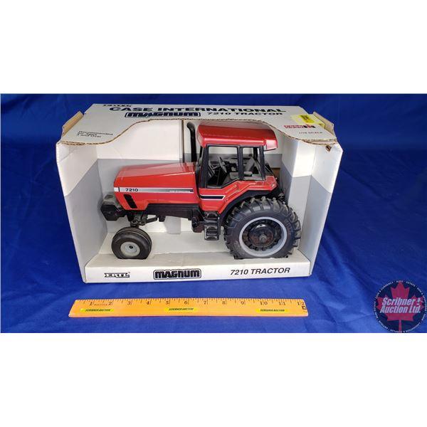 CASE International Magnum 7210 Tractor (Scale: 1/16)
