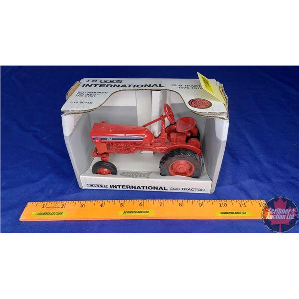 International Cub Tractor 1976-1979 (Scale: 1/16)