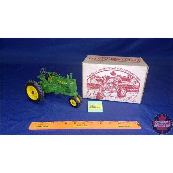 John Deere A : Special Edition - Canadian International Farm Equipment Show 1992 (Scale: 1/16)