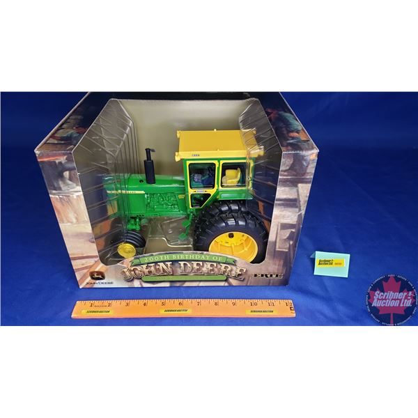 John Deere 4020 Tractor with Cab - Special Collector Edition (Third in a Series) : 200th Birthday of