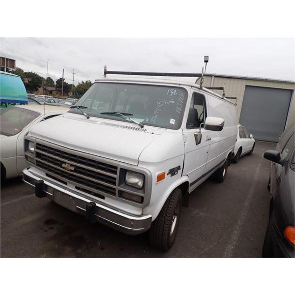 1995 Chevrolet G20 Van
