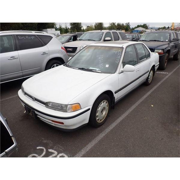1993 Honda Accord