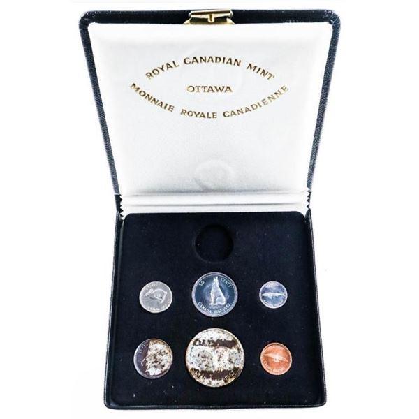 1867-1967 Specimen Silver Mint Coin Set