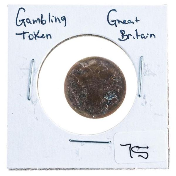 Great Britain Gambling Token