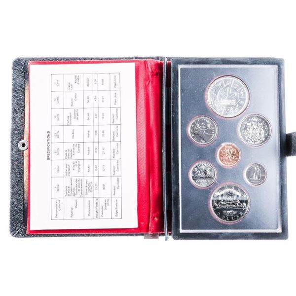 1978 RCM Proof Coin Set