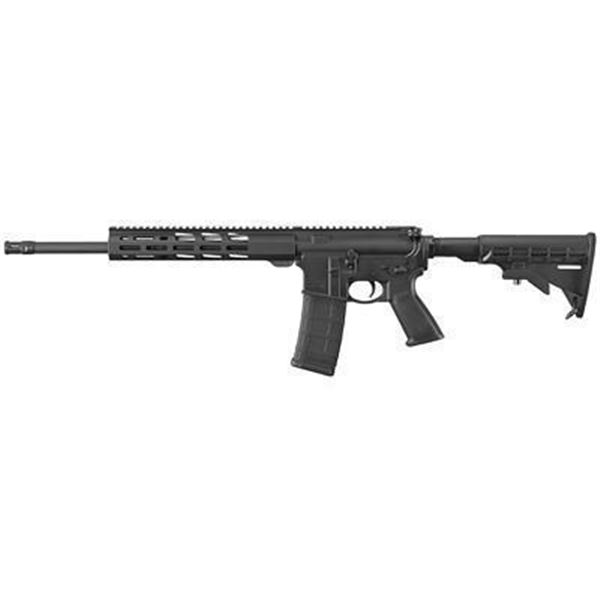 "RUGER AR-556 556NATO 16"" MLOK 30RD"