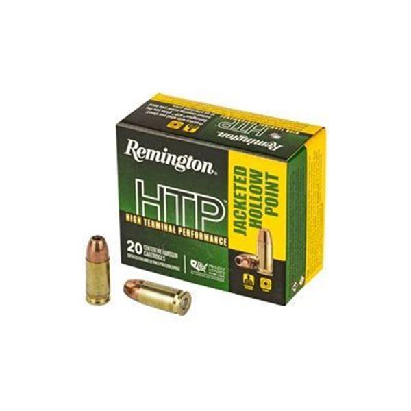 REM HTP 9MM 147GR JHP - 20 Rds