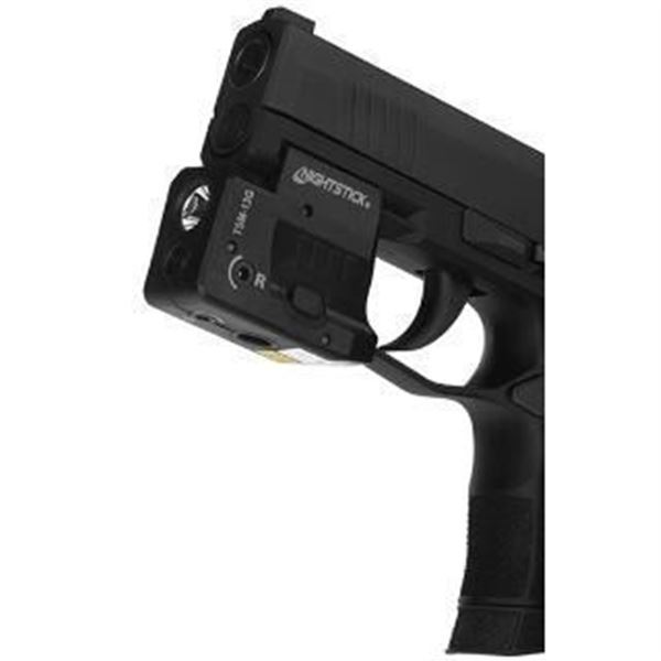 NST RECHARGE SUB COMPACT LIGHT W/GRN LASER SIG365