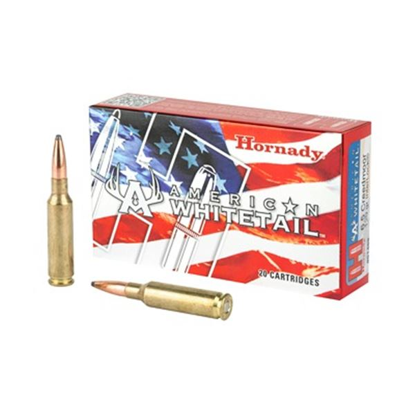 HRNDY AW 6.5CREED 129GR INT - 20 Rds