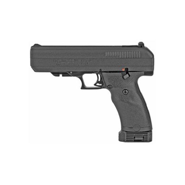 """HI-PT 45ACP POLY 4.5"""" 9RD BLK"""