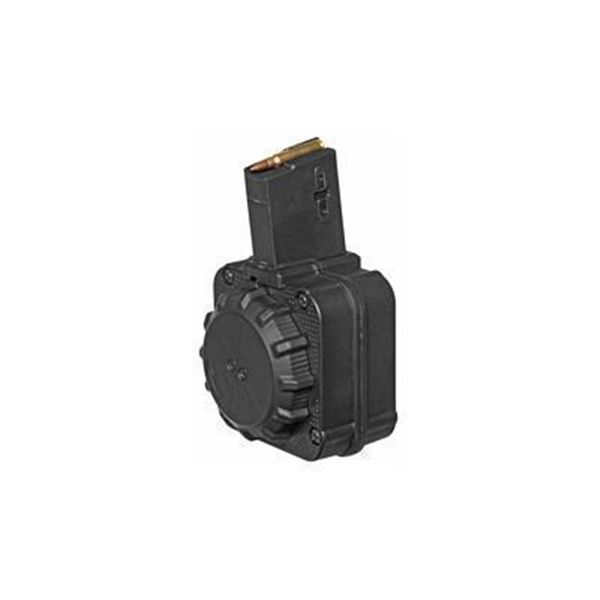 PROMAG AR-15 5.56 65RD DRUM BLK POLY