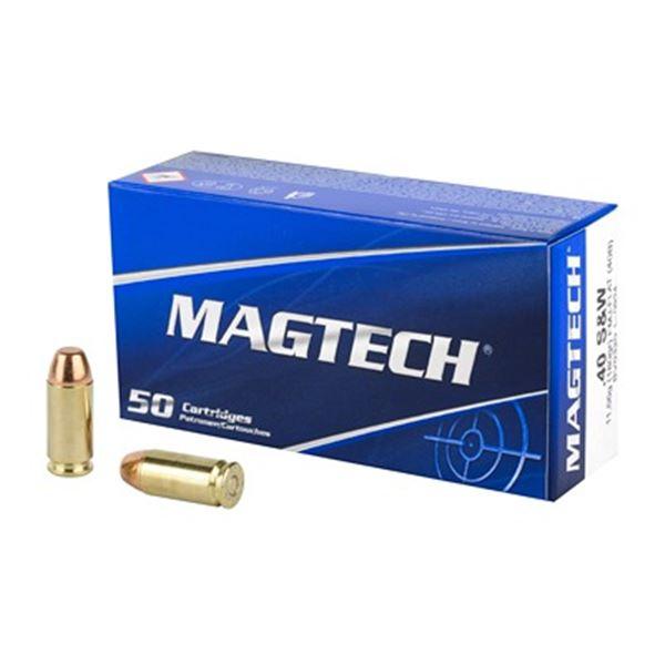 MAGTECH 40S& W 180GR FMJ - 50 rds