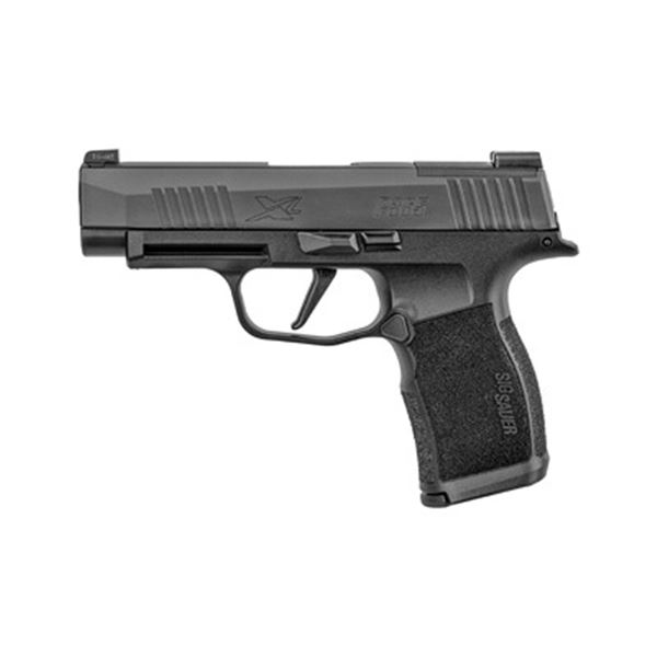 """SIG P365XL 9MM 3.7"""" 12RD BLK NS OR"""