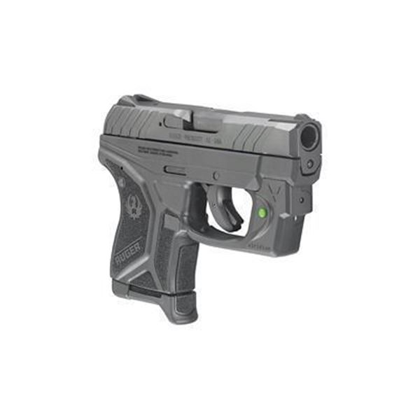 """RUGER LCP II 380ACP 2.75"""" 6RD GRN VL"""