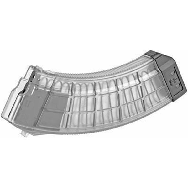 MAG US PALM AK30R 7.62X39MM 30RD CLR