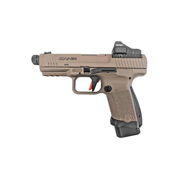 CANIK TP9SF SALIENT 9MM 18RD W/ RED