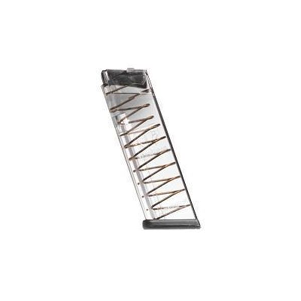 ETS MAG FOR GLK 21 45ACP 13RD CLEAR