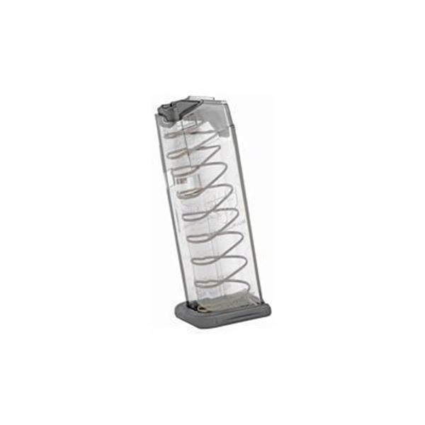 ETS MAG FOR GLOCK 43X 9MM 10RD CLEAR