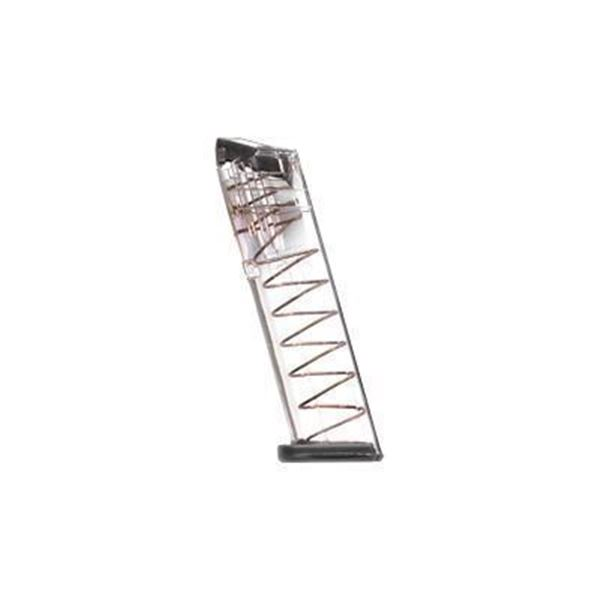 ETS MAG FOR SIG P320 9MM 17RD CLEAR