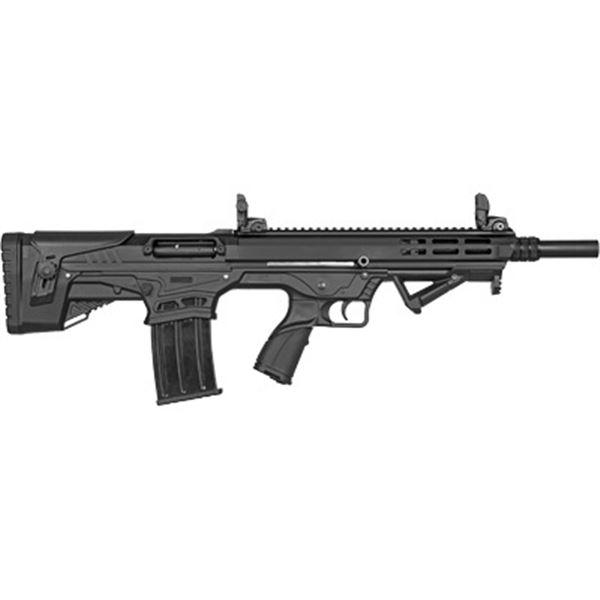 "SDS BLP M12AB 12GA 18.5"" 5RD BLK"