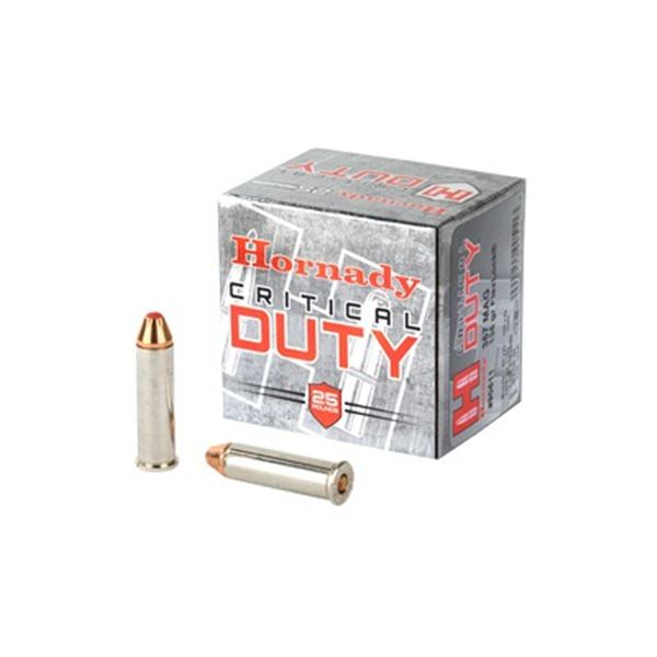 HRNDY 357MAG 135GR CRT DUTY - 25 Rds