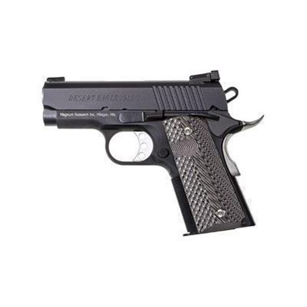 """DE 1911 45ACP 3"""" BLK FS"""