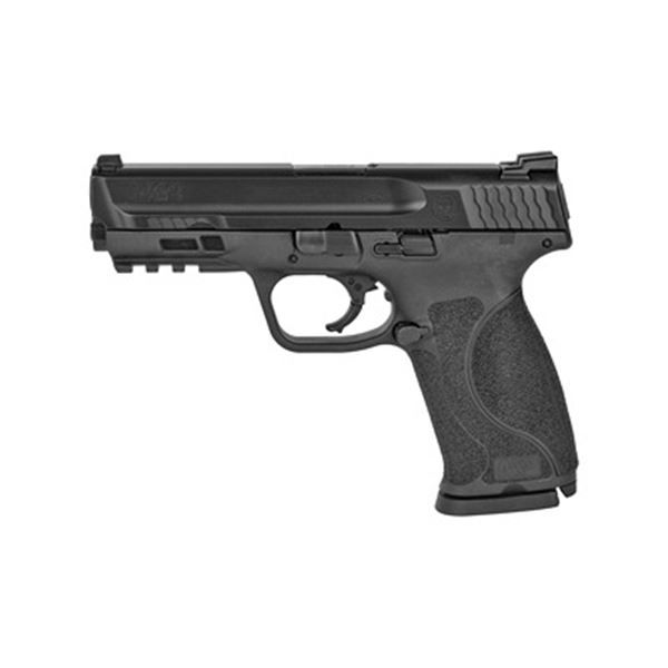 """S& W M& P 2.0 9MM 4.25"""" 17RD BLK NMS"""