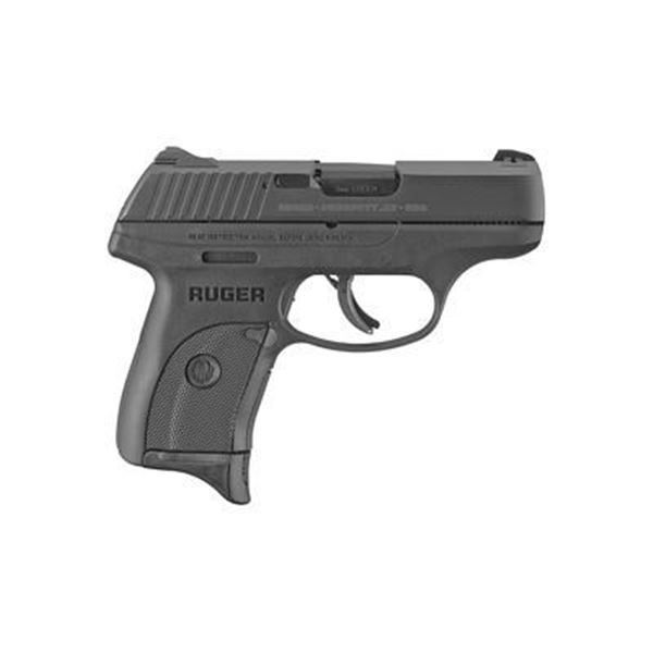 """RUGER LC9S 9MM 3.1"""" BL 7RD"""