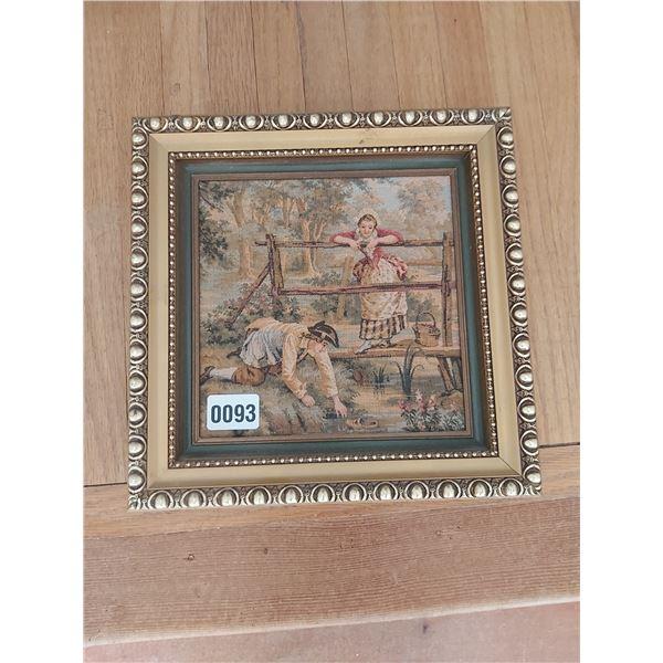 "Tapestry 11.25""W x 11.25""H"