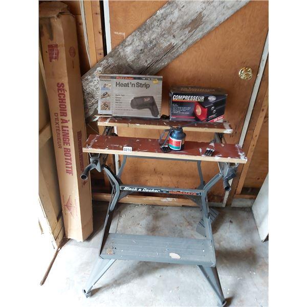 B+D Workmate - Compressor - Heat&Strip