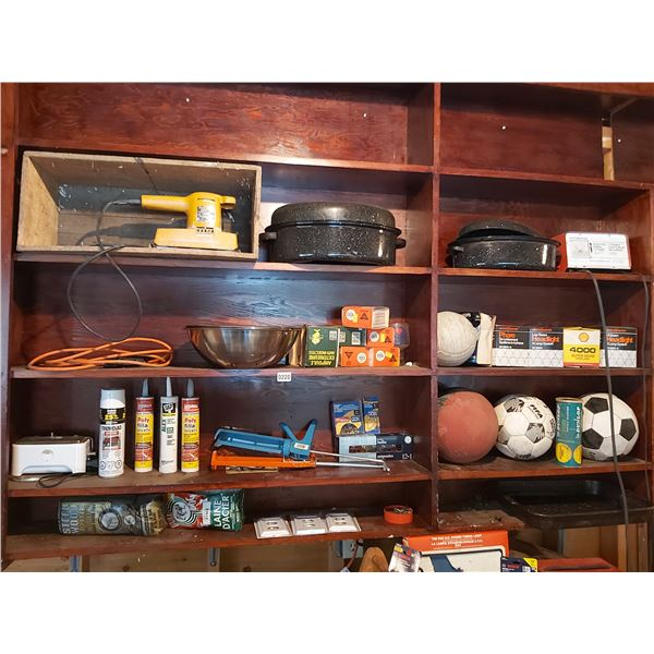 Assorted Household Wares
