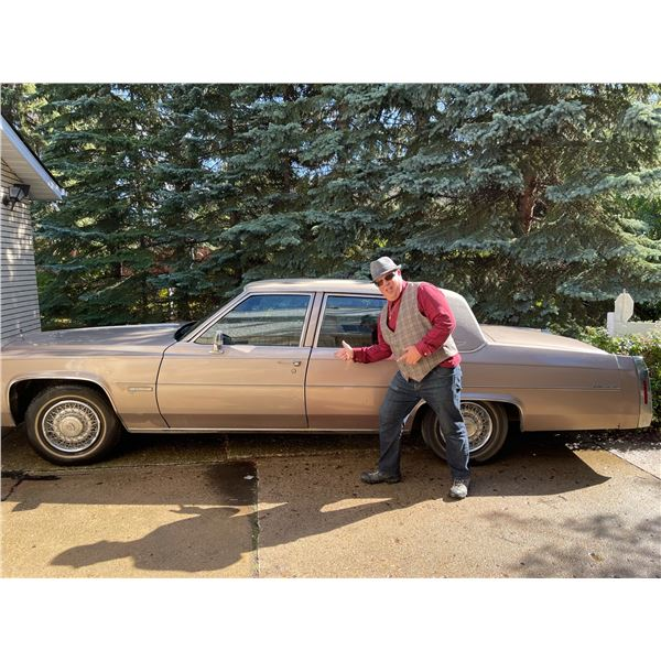 1983 Cadillac Full Size V8-250 with 77,000 kms